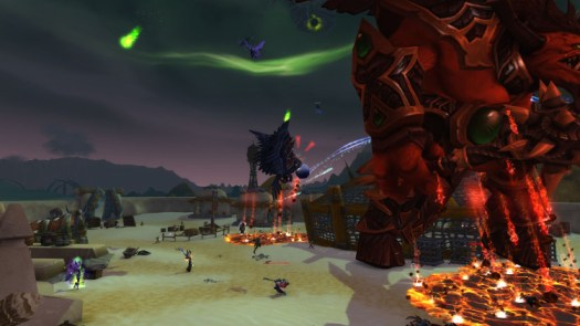 World of Warcraft Legion Pre Expansion Event