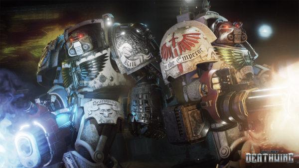 space hulk deathwing terminators