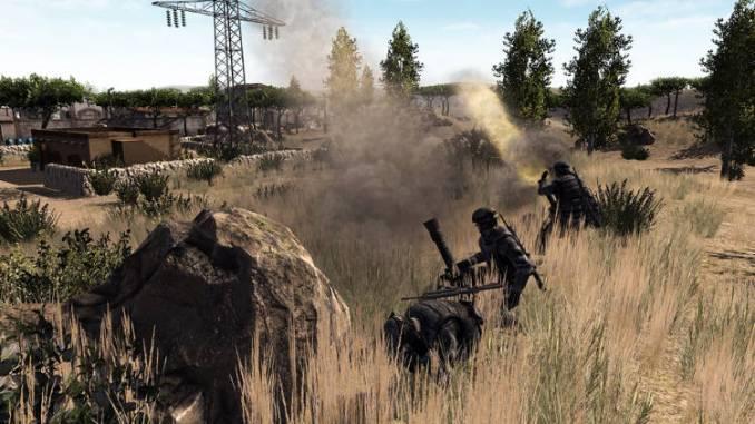 squad based RTS