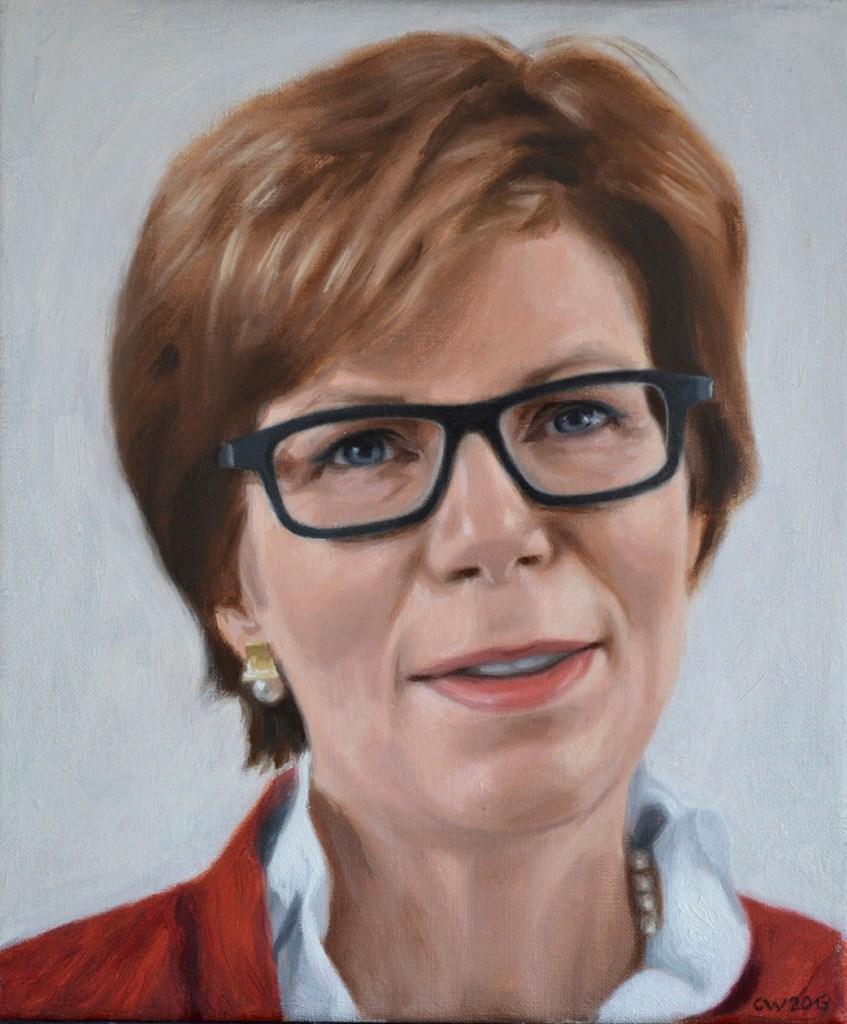 Frau Wehrhan