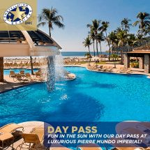 Day Pass Pierre Mundo Imperial Hotel In Acapulco