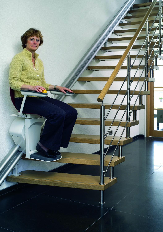Elevadores de escalera para minusvlidos y personas con