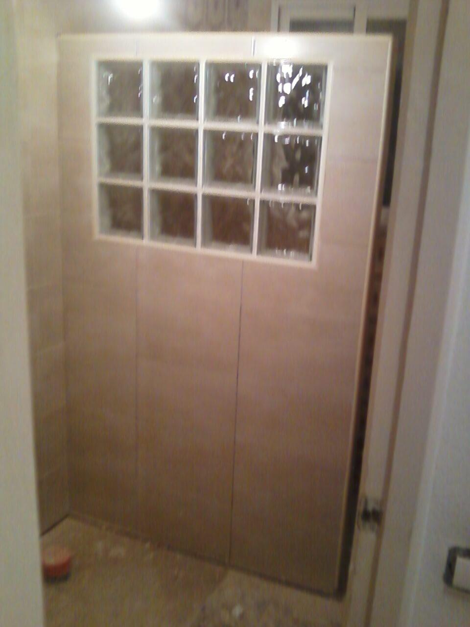 CATA  Reformas de baos  Platos de ducha de obra a medida