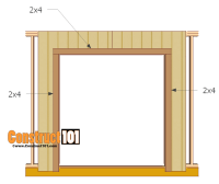 Shed Door Design