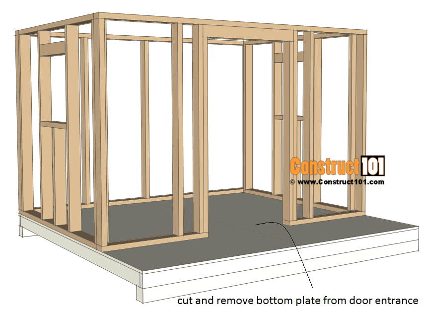 Free Elevated Playhouse Plans
