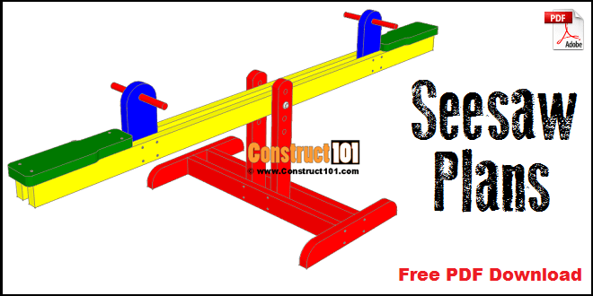 Product Seesaw Plans Pdf Download
