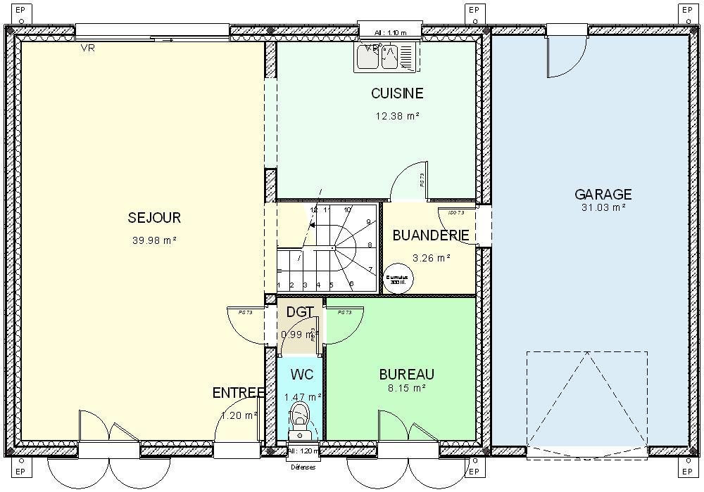 Plan de maison en ligne excellent plan de maison en ligne for Plan architecture en ligne