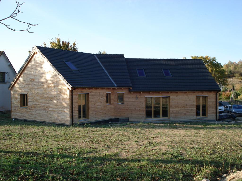 constructeur maison toit plat yonne