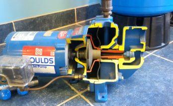 pompe à eaux usées