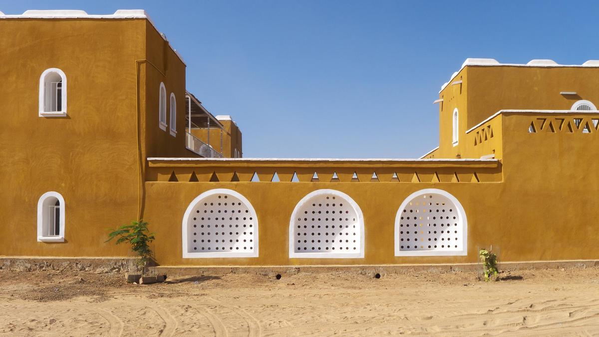 Maison des Yvelines  Nubian Vault  Construction21
