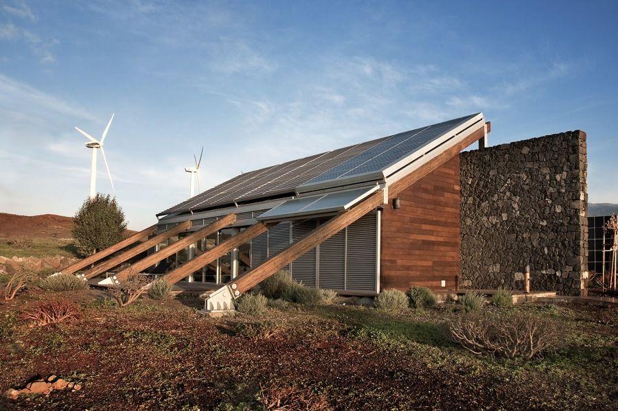 Las 5 casas bioclimticas que mejor aprovechan el sol en