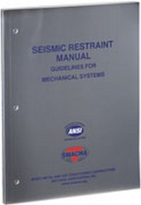 SMACNA - Seismic Restraint Manual, 3rd Ed | Construction ...