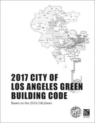 2017 County of Los Angeles Green Building Standard Code