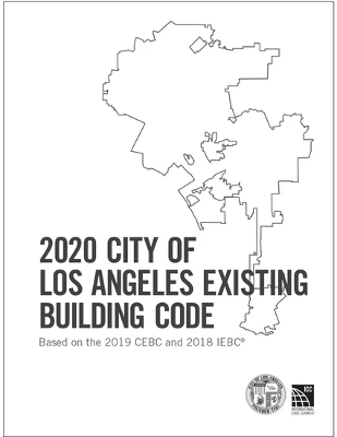 2020 City of Los Angeles Existing Building Code