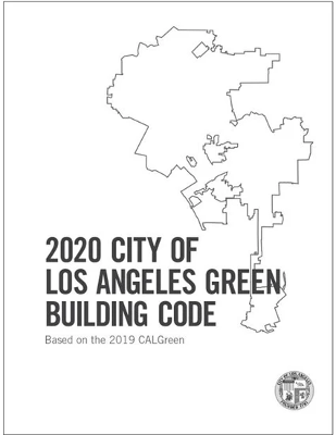 2020 City of Los Angeles Green Building Standards Code