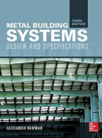 Metal Building Systems, 3rd Edition | Construction Book ...