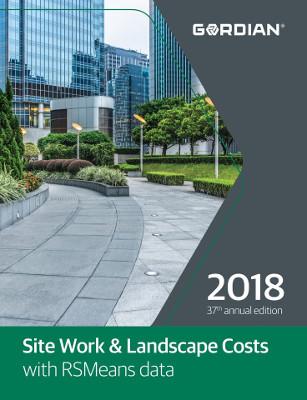 2018 rsmeans site work & landscape