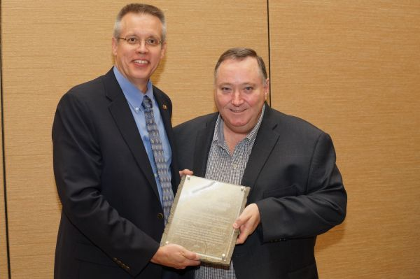 Canadian Concrete Association Honoured With Award