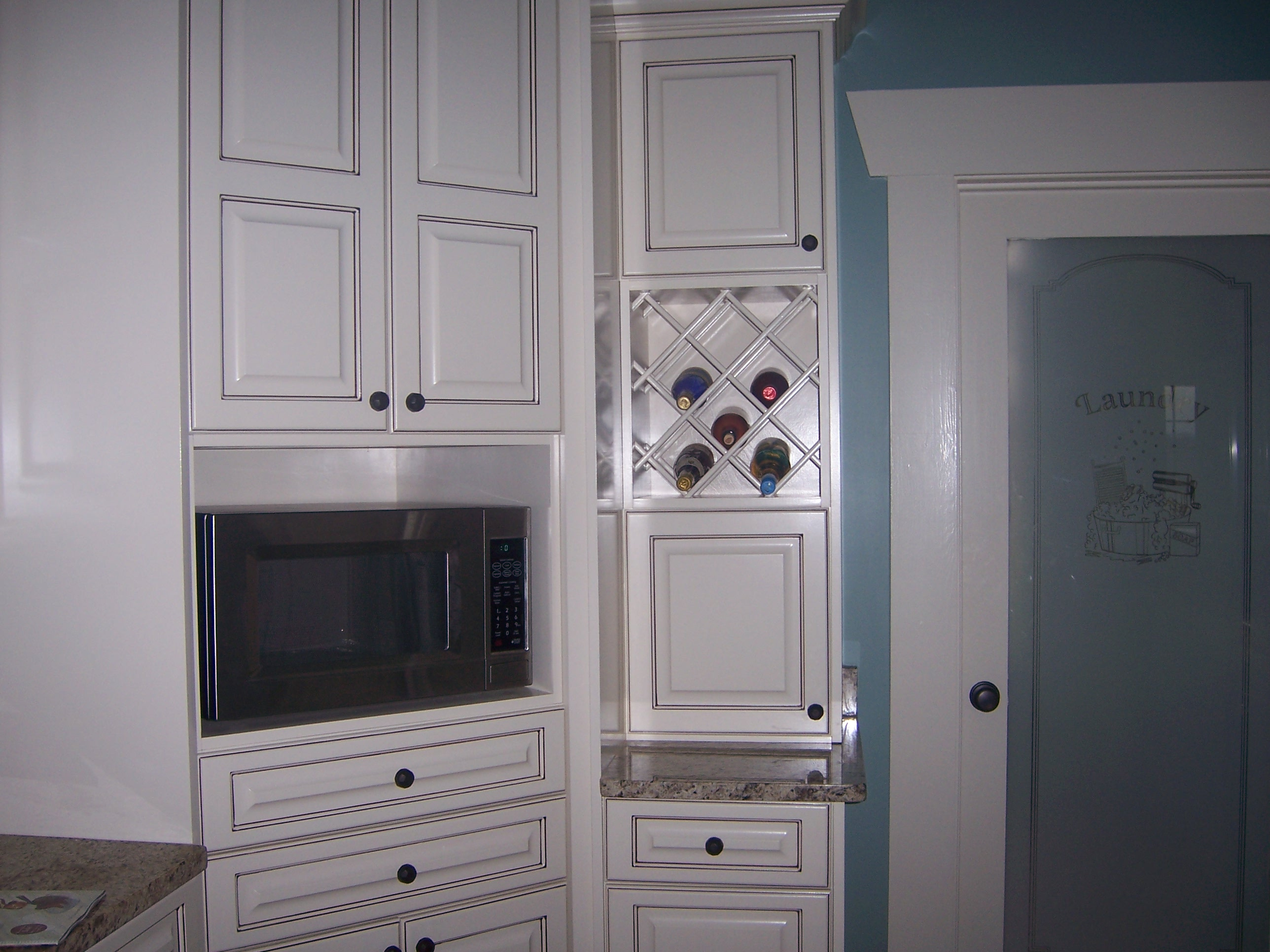15 Images Of Cabinet Microwave  Djenne Homes