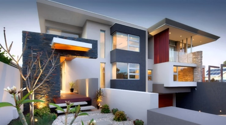 Contemporary Home Design Style.