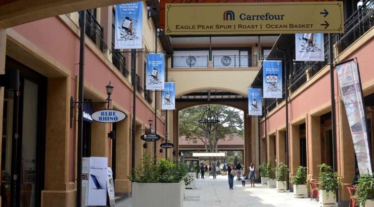 Hub Mall Karen