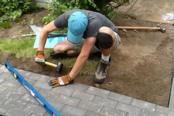 custom pavers install ny construction