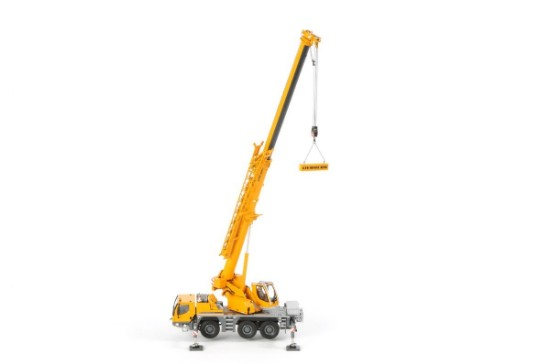Buffalo Road Imports. Liebherr LTM 1050-3.1 crane
