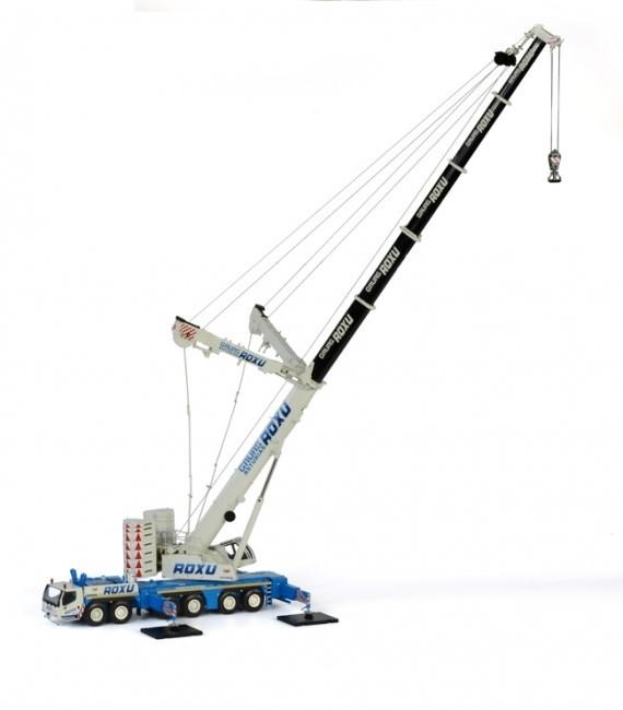 Buffalo Road Imports. Liebherr 1350.1 truck crane BAY