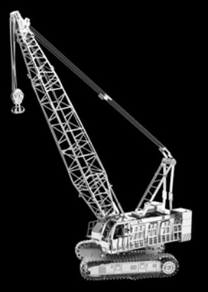Buffalo Road Imports. Crawler cranes