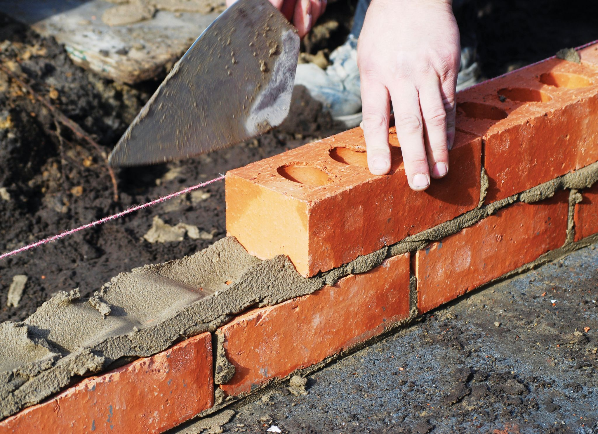troubleshooting exterior masonry walls