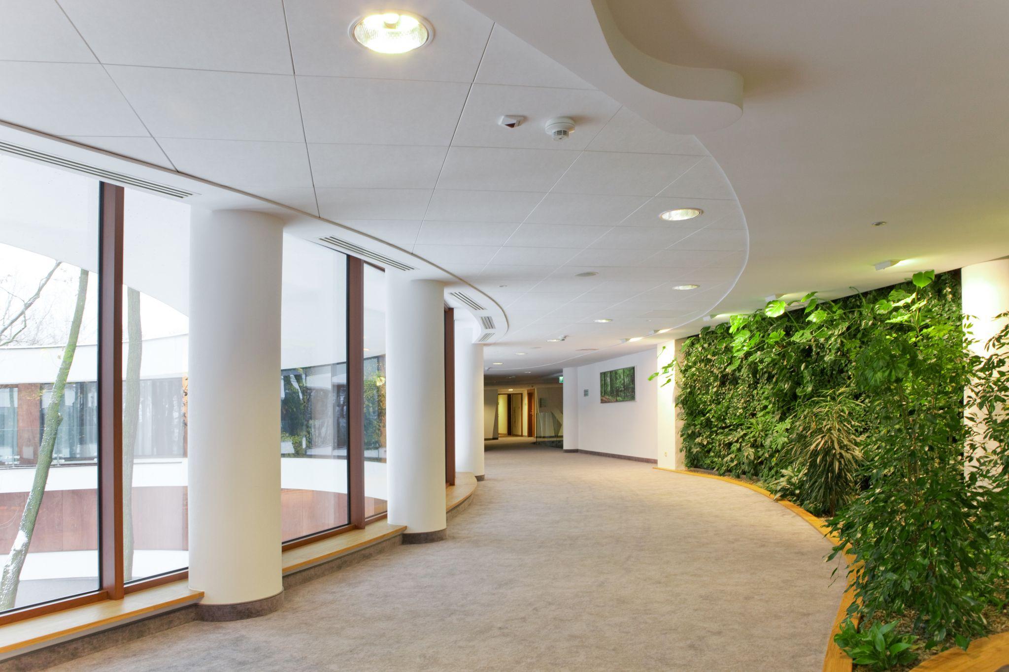 Designing Stone Wool Ceiling Assemblies
