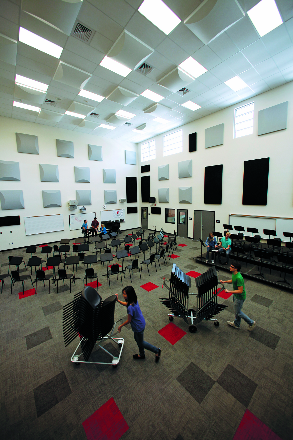 Planning Music Suites For Secondary Schools