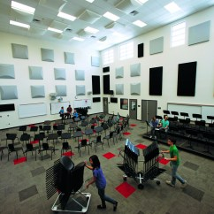 Wenger Orchestra Chair X Rocker Desk Planning Music Suites For Secondary Schools Construction Specifier All Images Courtesy