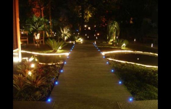 Iluminao externa  Lmpada e luminrias  Construdeia