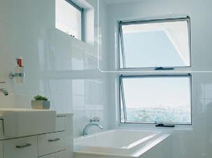 Janela Moderna para Banheiro  Materiais e Modelos