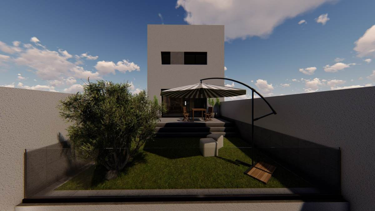 Casa Prefabricada modelo Hospitalet