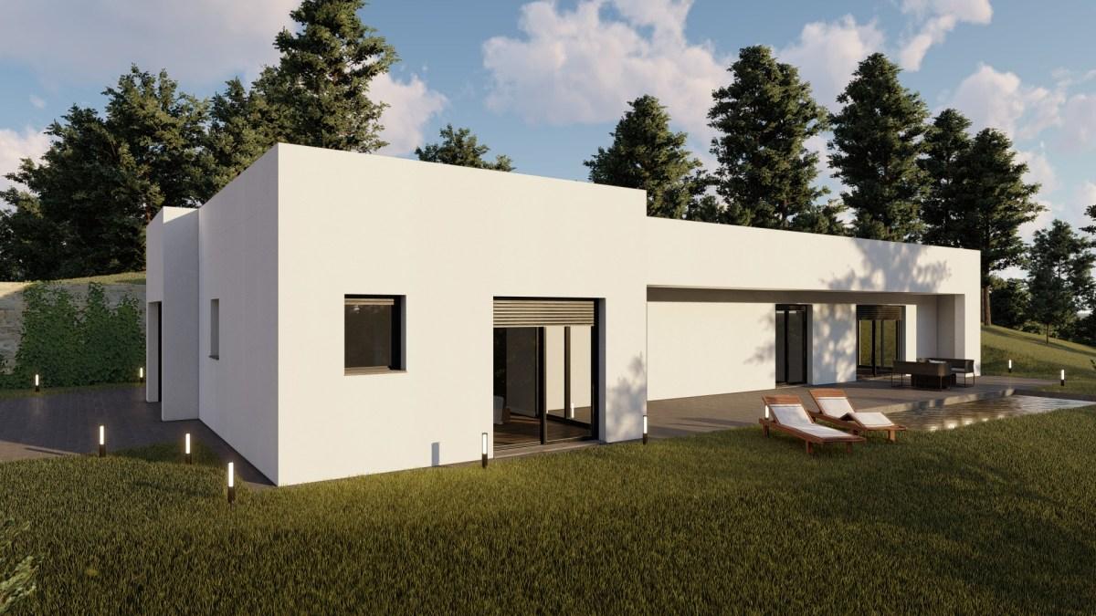 Casa prefabricada modelo matadepera 2