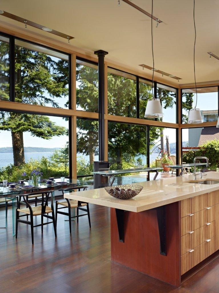 baie vitree port ludlow house