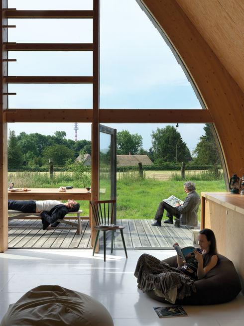 maison bois normande par JeanBaptiste  Construire Tendance