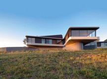 High Country House par Luigi Rosselli Architects ...