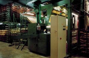 Manufacturer of carpet weaving machinery