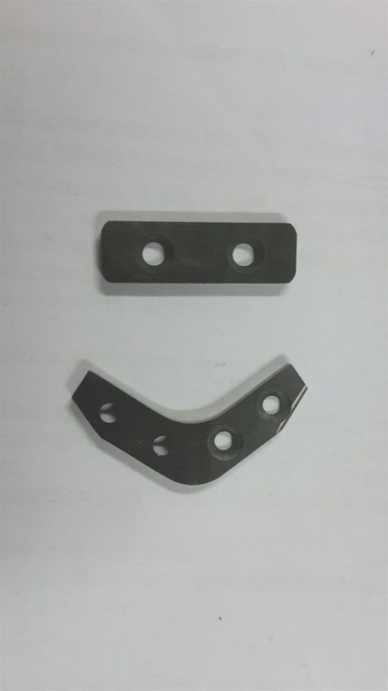 blade for weaving machinery