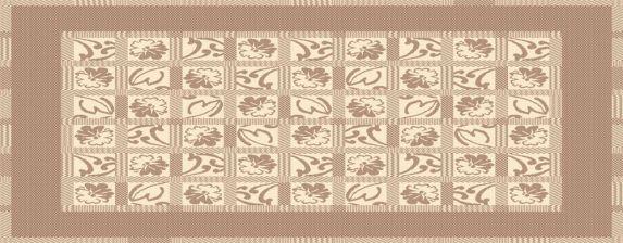 jacquard flatweave carpet