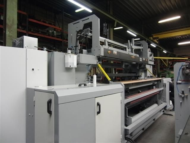 Used carpet weaving and textile machinery