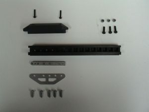 carbon spare parts rapier set
