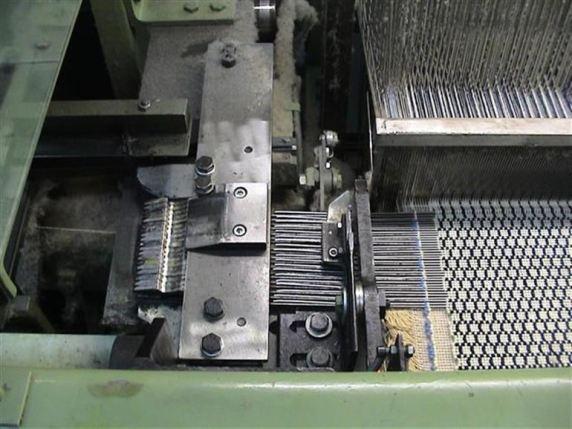 industrial wilton carpet weaving machine