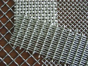 wire mesh weaving machine