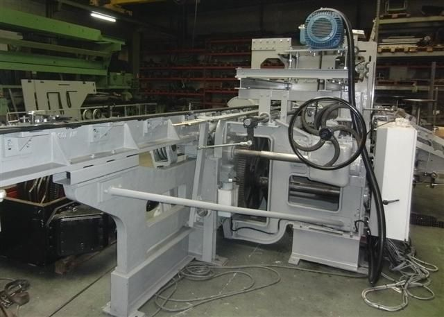 Refurbished wire wilton carpet weaving machine
