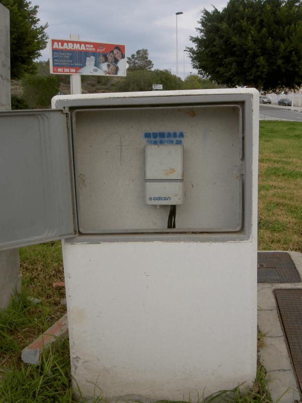 Arqueta contador individual  Construmtica