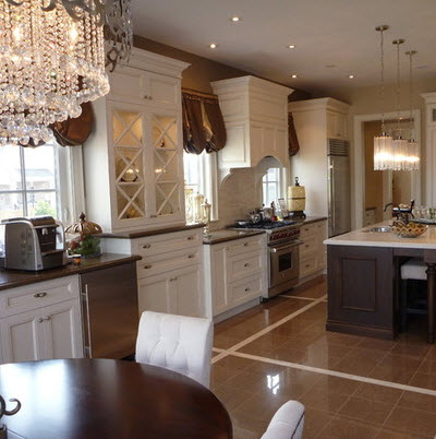 Diseos y tipos de pisos para cocina para que elijas el